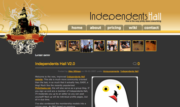 Indyhall 2.0 Screenshot
