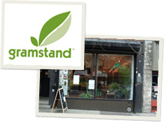 Gramstand logo