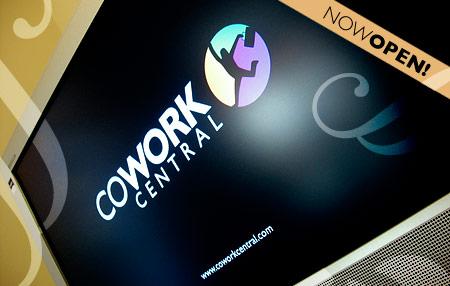 Cowork Central Logo